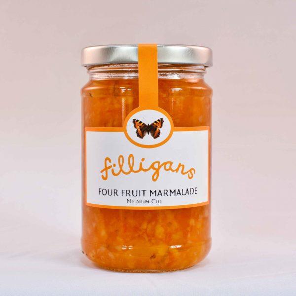 Four Fruit Marmalade
