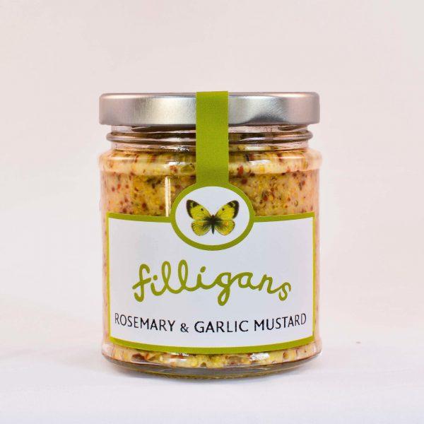 Rosemary & Garlic Mustard
