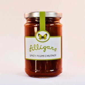 Spicy Plum Chutney