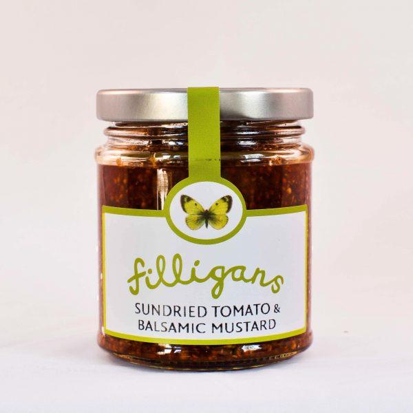 Sundried Tomato & Balsamic Mustard